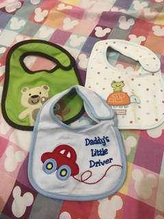 Baby bib (take all)