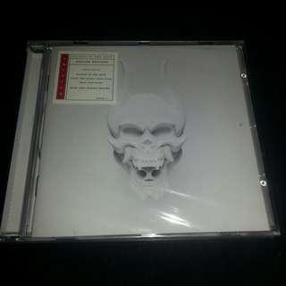 CD Trivium. Silence in the snow. Deluxe bonus tracks