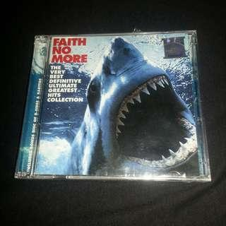 CD Faith No More. Very best ultimate greatest hits. 2 discs