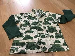 Shirt long sleeves