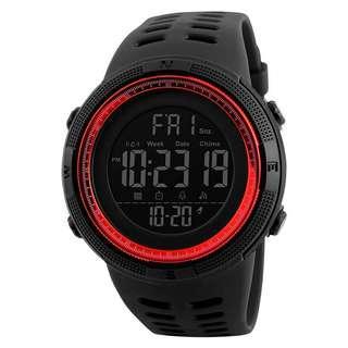 SKMEI 1251 Multi-Function Men Sport Watch