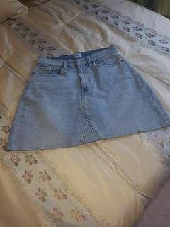 CK Jeans Skirt