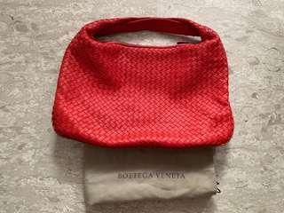 Bottega Veneta Large Red Color Bag