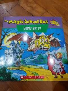 The Magic School Bus - Going Batty