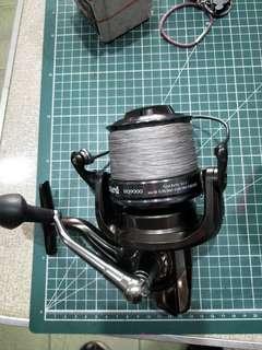 🚚 釣魚捲線器