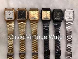 Japan Casio Vintage watch