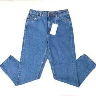 RESTOCKED! Zara Mom Pants