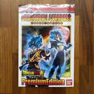 Dragon Ball Super Broly Movie Premium Carddass Dragonball