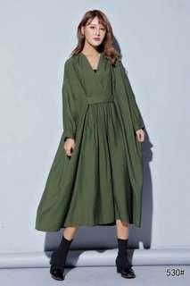 🚚 綠👑質感洋裝