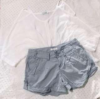 Bundle Top + Shorts