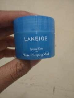 Laneige Water Sleeping Mask Original 15ml NEW!
