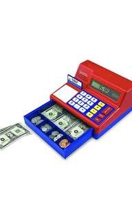🚚 Learning Resources Pretend & Play Calculator Cash Register
