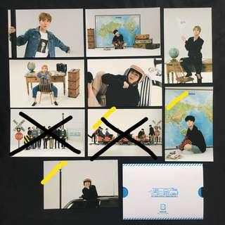 [WTS/WTT] BTS 3rd Japan Official Fanmeeting Photo Set