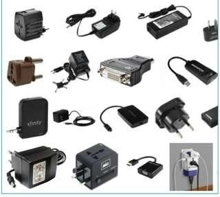 All kind of Power Adapters