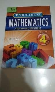 P4 Enriching Mathematics Assessment Book