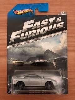 Hot wheels Fast & Furious 2009 Nissan GT-R