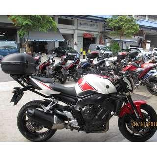 Yamaha fz1n COE 2027 D/P $500 or $0 With out insurance (Terms and conditions apply. Pls call 67468582 De Xing Motor Pte Ltd Blk 3006 Ubi Road 1 #01-356 S 408700.