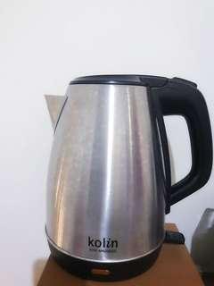 🚚 Kolin歌林 2.0公升 304不鏽鋼快煮壺
