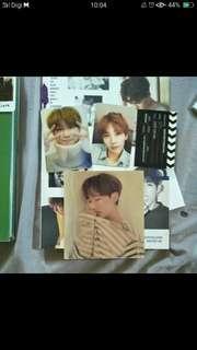[WTS] Seventeen & BTS Jimin Photocard