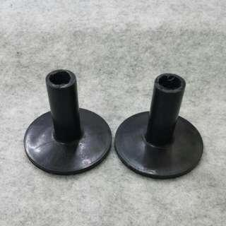 Black Plastic Sleeve for Cymbal (Please read details below for place & timing)