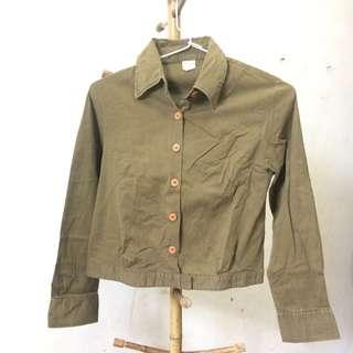 Army Top Outer