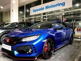 Honda Civic Type-R 2.0 VTEC Turbo GT (M)