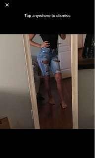 Bermuda Jeans BNWT