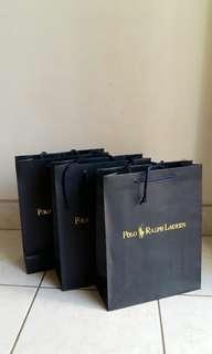 Polo Ralph Lauren paper bag