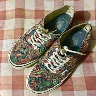 REPRICED Original Vans Shoes