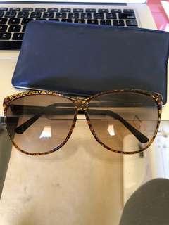 Vintage Italian 70's Sunglasses