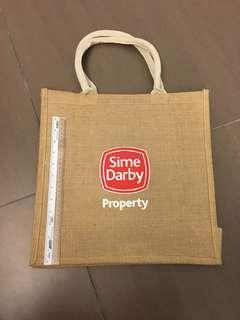 (NEW) Sime Darby Tote Bag