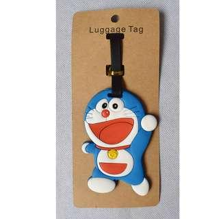 Doremon Luggage Tag