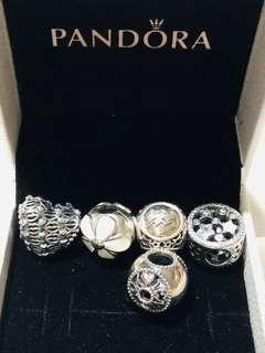 Authentic Pandora charms from Australia