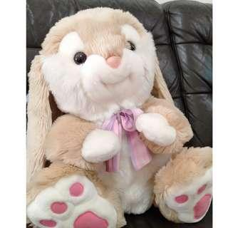 CUTE STUFFED BUNNY