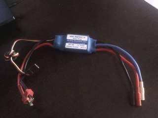 Volantex EP-20, 20 amp brushless esc