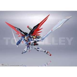 [Preorder] Metal Robot Spirits Tamashii Destiny Gundam