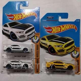 Hot Wheels Ford Shelby GT350R