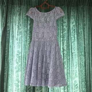Prom/Dinner Lace Dress