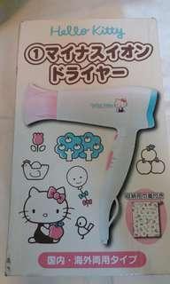 Hello Kitty 風筒