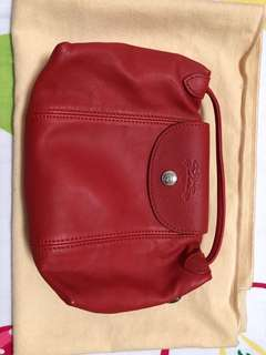 38200336504d Longchamp Le Pliage Cuir Crossbody