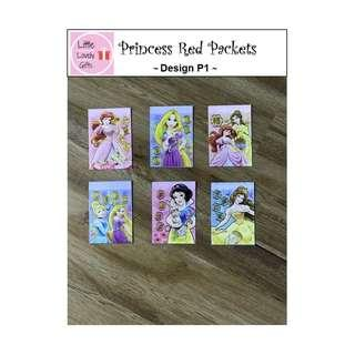 Princess Red Packets(small) for Sale