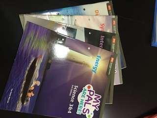 P4 Textbooks