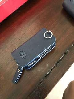 Hyundai key pouch holder