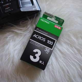 Neopan Acros 100 35mm