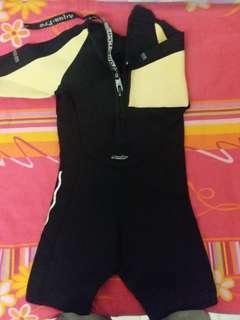 Aquasport 兒童保暖防寒泳衣(2.5-3mm厚)