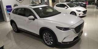 Mazda CX-9! Promo Awal Tahun, Bukan Pajero, Bukan Fortuner, Bukan Terra, Bukan Everest!