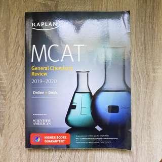 MCAT General Chemistry Reviewer 2019-2020 (Kaplan)