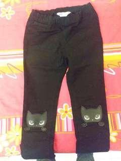 H & M 女童褲 (合 135 cm高)