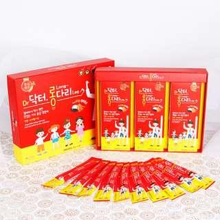 🚚 DAYCELL - Dr.Long Dari Fermented Ginseng Jelly : 20G X 30EA / 1EA PER DAY / 18 MONTH /