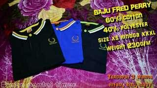 Baju fred perry
